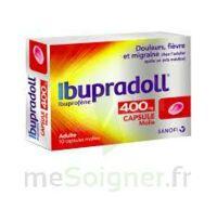 IBUPRADOLL 400 mg Caps molle Plq/10 à Bordeaux