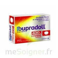 Ibupradoll 400 Mg, Comprimé Pelliculé à Bordeaux