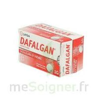 DAFALGAN 1000 mg Comprimés effervescents B/8 à Bordeaux