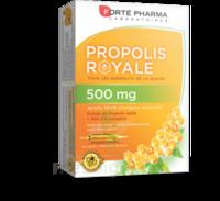 Forte Pharma Propolis 500 Solution Buvable 20 Ampoules/10ml à Bordeaux