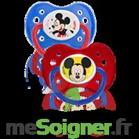 Dodie Disney Sucette Anatomique Silicone +6mois Mickey Lot/2 à Bordeaux
