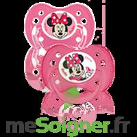 Dodie Disney Sucette Anatomique Silicone +6mois Minnie Lot/2 à Bordeaux