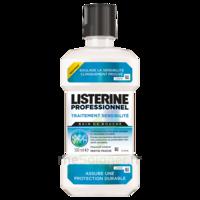 Listerine Professionnel Bain bouche traitement sensibilité 500ml à Bordeaux