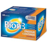 Bion 3 Energie Continue Comprimés B/60 à Bordeaux