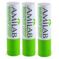 Amilab Baume labial réhydratant et calmant lot de 3 à Bordeaux