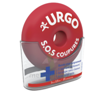Urgo SOS Bande coupures 2,5cmx3m à Bordeaux