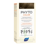 Phytocolor Kit coloration permanente 7 Blond à Bordeaux
