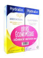 Hydralin Quotidien Gel lavant usage intime 200ml+Gyn 200ml à Bordeaux