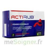 Actirub Périodes Hivernales B/15 à Bordeaux