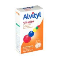 Alvityl Vitalité Effervescent Comprimé Effervescent B/30 à Bordeaux