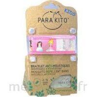 Para'kito Kids Bracelet Répulsif Anti-moustique Princess à Bordeaux
