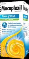MUCOPLEXIL 5 % Sirop édulcoré à la saccharine sodique sans sucre adulte Fl/250ml à Bordeaux