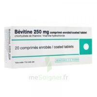 Bevitine 250 Mg Cpr Enr Plq/20 à Bordeaux
