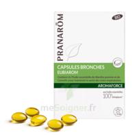 Aromaforce Caps Bronches Bio B/30 à Bordeaux