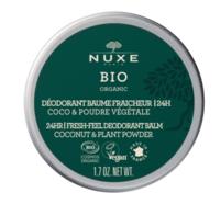 Nuxe Bio Déodorant Baume Fraîcheur 24h Toutes Peaux Pot/50g à Bordeaux