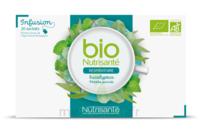Nutrisanté Infusions Bio Respiratoire 20 Sachets à Bordeaux