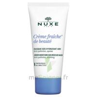 Crème fraiche® de beauté - masque hydratant 48h et anti-pollution50ml à Bordeaux