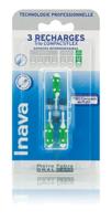 Inava Brossettes Recharges Vert Iso 6 2,2mm à Bordeaux