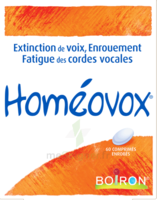 Boiron Homéovox Comprimés à Bordeaux