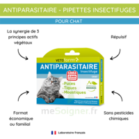 Vetoform Pipettes Antiparasitaire Chat 6x1ml