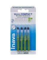 Inava Brossettes Mono-compact Vert Iso 6 2,2mm à Bordeaux
