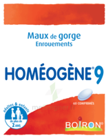 Boiron Homéogène 9 Comprimés à Bordeaux