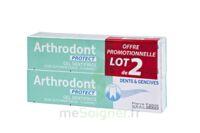 Pierre Fabre Oral Care Arthrodont Protect Dentifrice Lot De 2 X75ml à Bordeaux