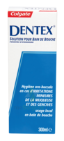 Dentex Solution Pour Bain Bouche Fl/300ml à Bordeaux