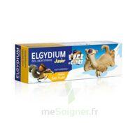 Elgydium Age De Glace Pâte Dentifrice Tutti Frutti Junior 7/12ans 50ml à Bordeaux