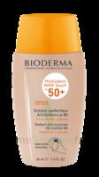 Bioderma Photoderm Nude Touch Spf50+ Crème Teinté Dorée Fl/40ml à Bordeaux