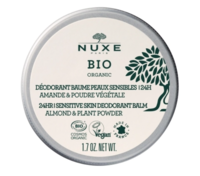 Nuxe Bio Déodorant Baume Fraîcheur 24h Peaux Sensibles Pot/50g à Bordeaux