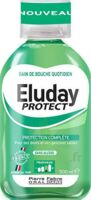 Pierre Fabre Oral Care Eluday Protect Bain De Bouche 500ml à Bordeaux