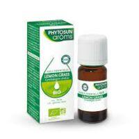 Phytosun Aroms Huile Essentielle Bio Lemongrass Fl/10ml à Bordeaux