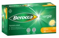 BEROCCA ENERGIE Comprimés effervescents orange B/30 à Bordeaux