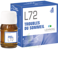 Lehning L72 Solution buvable en gouttes 1Fl/30ml à Bordeaux