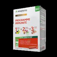 Arkofluide Bio Ultraextract Coffret Programme Immunité 3x10 Ampoules/10ml à Bordeaux